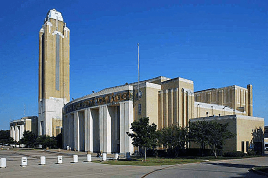 Will Roger's Memorial Building